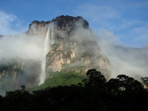 Morning at Angel Falls ● Churún Vena ● Salto Angel ©Photo: Paul Stanley, 3 July 2012