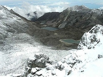Pico Pan de Azucar - Merida