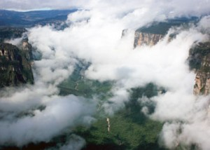 Valley of the lost world - Canaima National Park